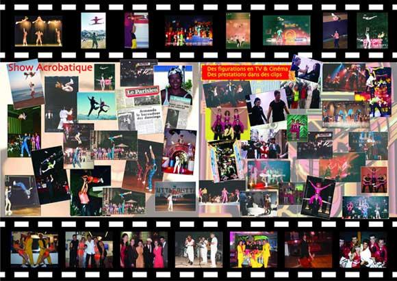Prestations évènementielles (soirées, mariages, séminaires, stages, cours, etc.)
