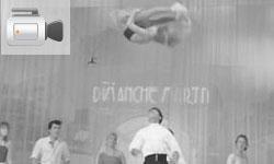 Vidéos de rock acrobatique d'Armando del Bene
