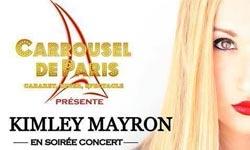Kimley Mayron à Carrousel de Paris