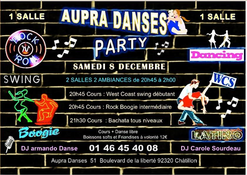 Soirée Aupra Dance