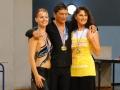 Delphine, Armando et Myriam, la moisson de médailles à Coubertin