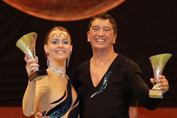 Armando et Delphine - 1er en Showcase
