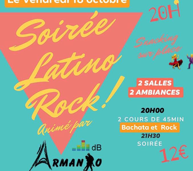 Soirée Latino Rock