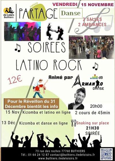 Soirées Latino Rock