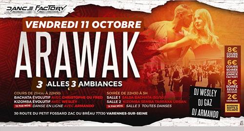 DANCE FACTORY ARAWAK