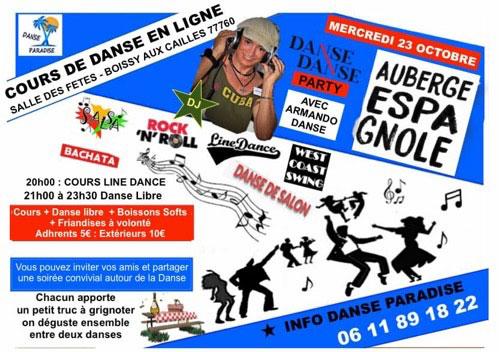 Auberge Espagnole 23 Oct