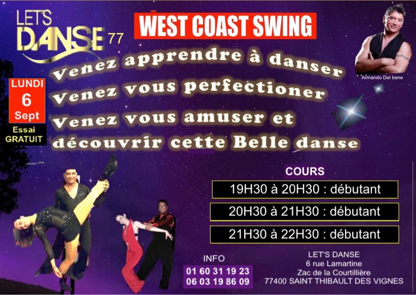 WCS Let's Danse