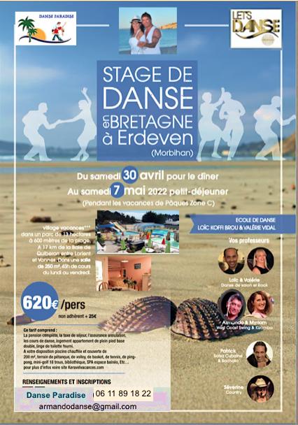 Danse en Bretagne